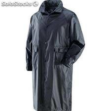 Cappotto in nylon spalmato internamente in PVC