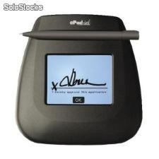 Capturador de firmas digital epad-ink