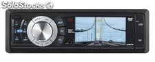 Car Audio dvd/CD/MP3 usb sd 7,6 pantalla din Radio Tuner Car Audio aeg