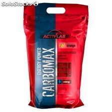 Carbomax Energy Power - Grosella negra (3000 gr)
