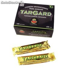 Carbón tar gard 33MM aromas cereza