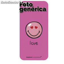 Carcasa Colección Smiley Love Samsung Galaxy S6 Moxie