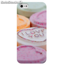 Carcasa Colección Sweet Bonbon Love Iphone 5 Moxie