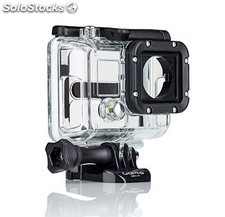 Carcasa GoPro Hero3 Skeleton Housing con aberturas