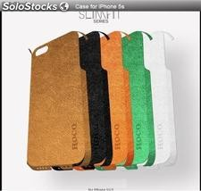 Carcasa Iphone 5 5s Hoco Extrem Series Ultra Thin Leather Case for iPhone 5s