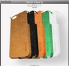 Carcasa Iphone 5 5s Hoco Extrem Series Ultra Thin Leather Case for iPhone 5s - Foto 1