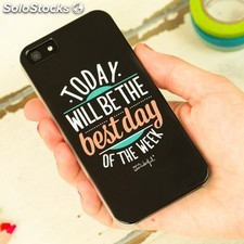 Carcasa Mr Wonderful Iphone 5/5S Best day