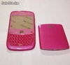 Carcasa para Blackberry Curve 8520 Rosa Chicle