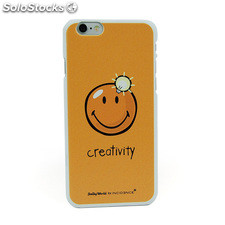 Carcasa Smiley creativity Iphone 6 Moxie