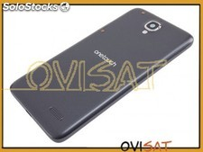 Carcasa trasera gris pizarra / slate para Alcatel One Touch Idol, 6030