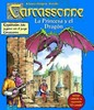 Carcassonne: la princesa y el dragon