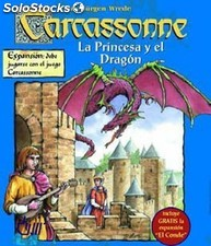 Carcassonne: la princesa y el dragon PLL02-bgprincesa