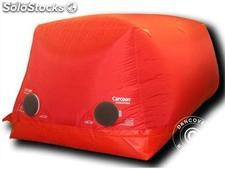 Carcoon 4,7x2 m Rosso, Interno