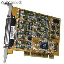 Card 4-port rs-232/422/485 upci vscom (TI23)