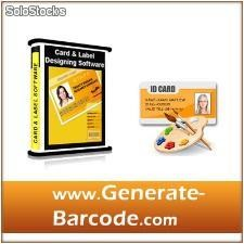 Card Maker and Label Designing Software