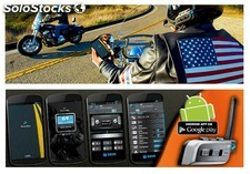 Cardo Scala Rider G9x Powerset, pareja intercom Bluetooth para moto
