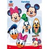 Careta Disney cartulina