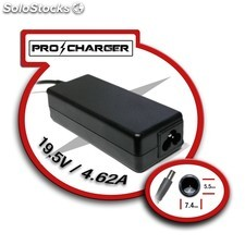 carg. 19.5v/4.62a 7.4mm x 5.0mm 90w pro charger PEC03-3957