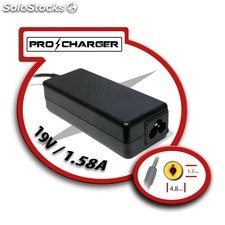 carg. 19v/1.58a 4.8mm x 1.7mm 30w pro charger PEC03-6089