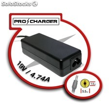 carg. 19v/4.74a 5.5mm x 1.5 mm 90w pro charger PEC03-3941
