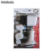 Cargador 3en1 (coche, red, computadora) para iphone 3GS, 3G, 4G