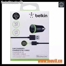 Cargador Boost Up Para Ipad Iphone 5 Cable 12w-2.4amp Belkin