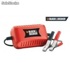 Cargador de baterias black and decker