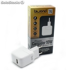 cargador pared 10w (2.1a) ipower usb biwond PEC03-12431