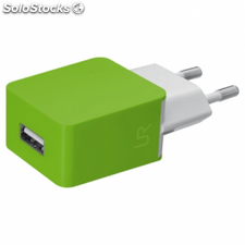 Cargador pared urban revolt smartphone wall charger - puede usarse