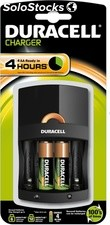Cargador Pilas Hr06/Hr03 +2aa 1300 Value Duracell