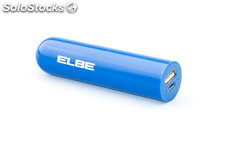Cargador portatil moviles 2600 mah