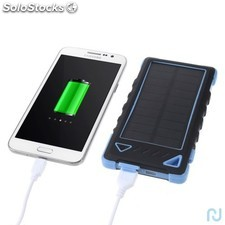 Cargador Power Bank Solar 8kAh