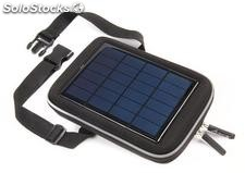 Cargador Solar Power Bag Black 7000 AB204
