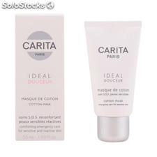 Carita - ideal douceur masque de coton 50 ml