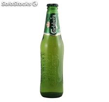 Carlsberg botella 330 ml.