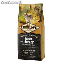 Carnilove Adult Large Fish&Turkey 12.00 Kg