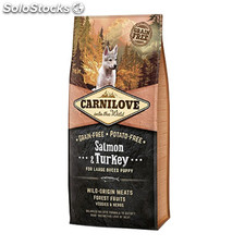 Carnilove Puppy Large Fish&Turkey 12.00 Kg