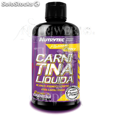 Carnitina liquida - Frutas del bosque (500 ml)