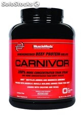 Carnivor Beef Protein Isolate Powder, Chocolate, 56 Servings