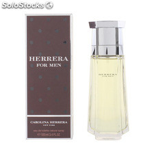 Carolina herrera men edt vaporizador 100 ml