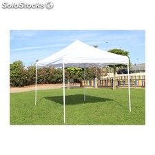 Carpa 3x3 plegable sin laterales