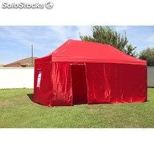 Carpa 6x3 plegable con laterales