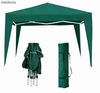 carpa plegable aluminio