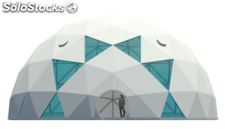 Carpa geodesica Domo smart 15
