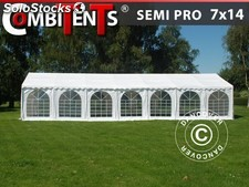 Carpa para fiestas, SEMI PRO Plus CombiTents® 7x14m 5 en 1
