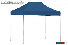 Carpa Plegable 3x2 Eco Azul