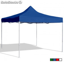 Carpa Plegable 3x3 Eco Azul