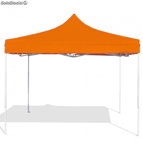 Carpa plegable 3x3 eco naranja - Carpa 3x3 plegable ...