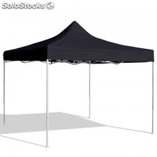 Carpa Plegable 3x3 Eco Negra