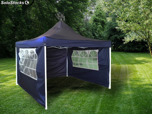 carpa plegable 3x3 mtrs para eventos fiestas playa